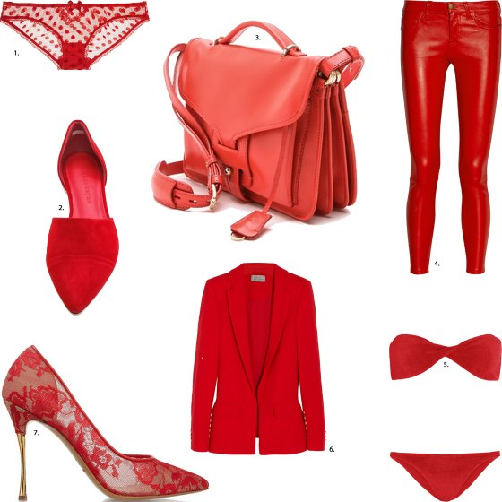 Red-all-about-it